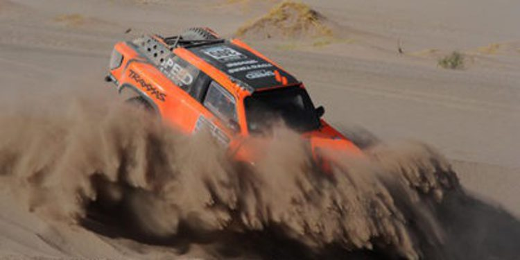 Dakar 2014: Clasificaciones tras la quinta etapa