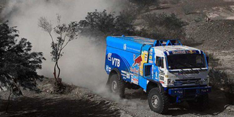 Dakar 2014: Etapa 6 entre Tucumán y Salta