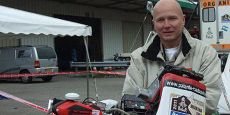 El belga Eric Palante muere en el Dakar