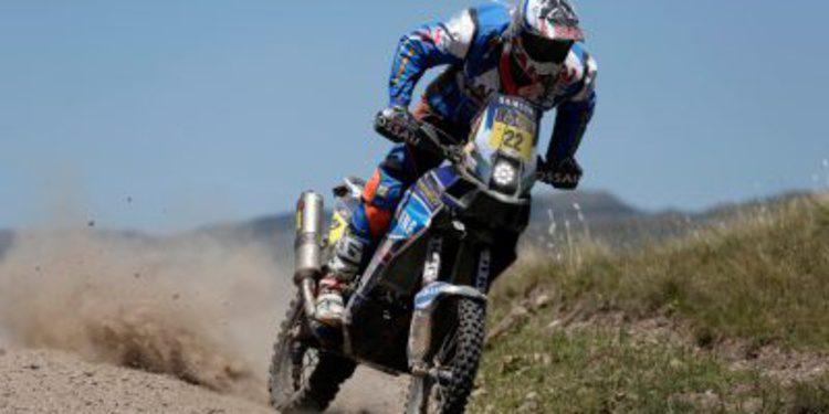 Dakar 2014, etapa 6: En motos Alain Duclos gana la etapa