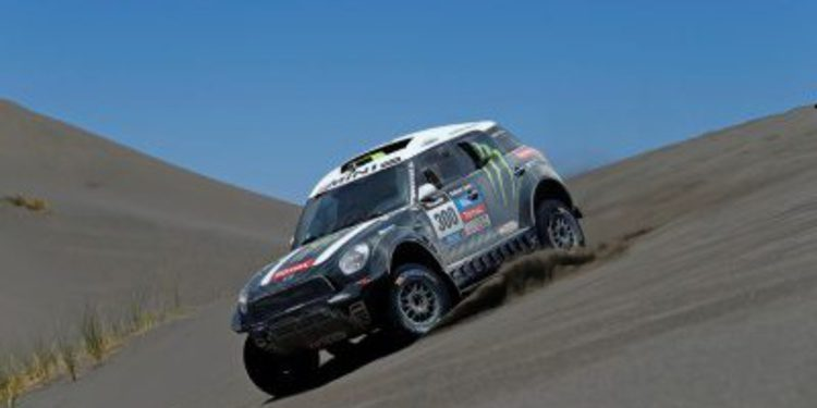 Dakar 2014, etapa 6: Segunda victoria de Stéphane Peterhansel