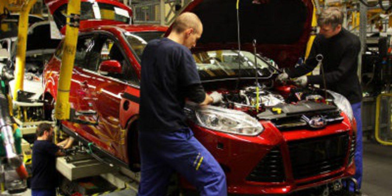 Ford fabrica el Focus número un millón