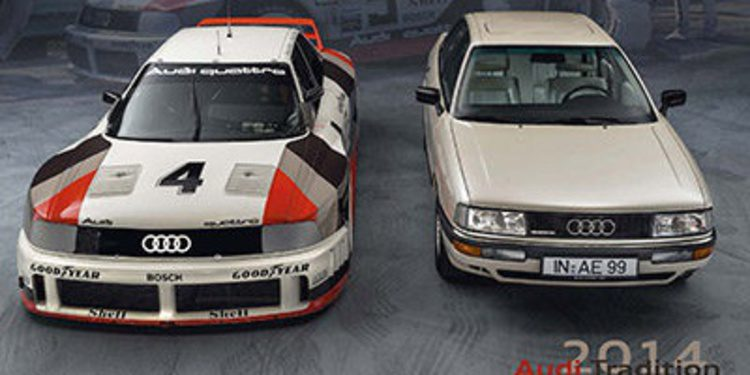 "Audi presenta ""RaceSeries"", su calendario Tradition para 2014"