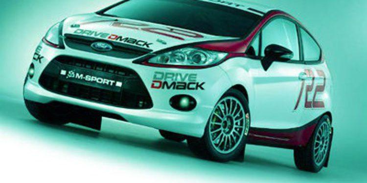 La Drive DMACK Fiesta Cup aterriza en el WRC