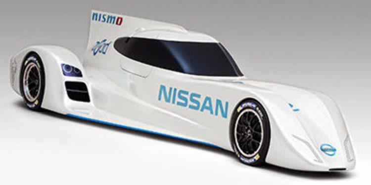 Nissan competirá con un LMP1 en el WEC 2015