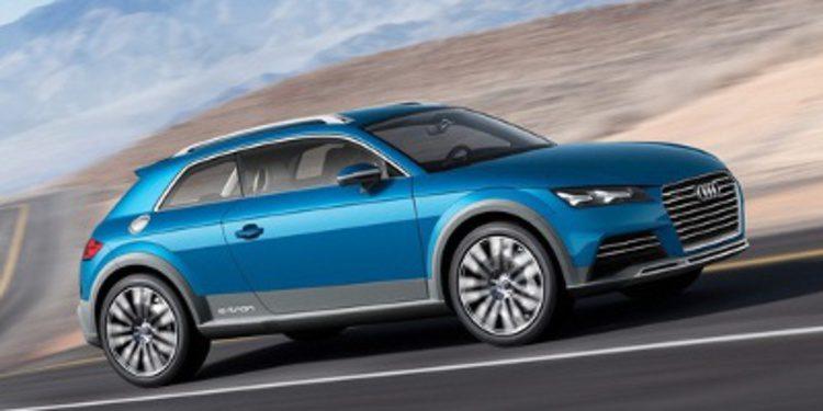 Filtrado el Audi Allroad Shooting Brake Concept