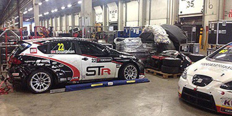 Los coches del WTCC vuelven a casa