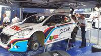Peugeot Sport define su programa en el ERC 2014