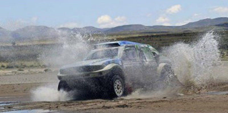 Dakar 2014: Clasificaciones tras la séptima etapa