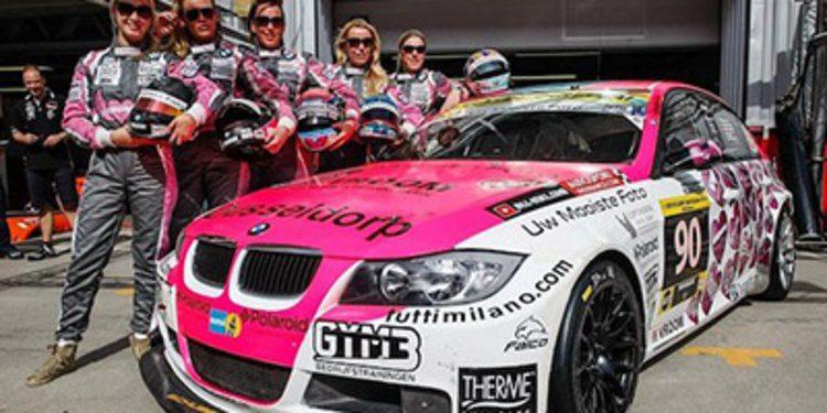 Racing Divas gana la clase A3T en las 24 Horas de Dubai