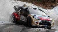 Citroën con las pilas cargadas para el Rally de Montecarlo