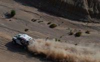Dakar 2014, etapa 8: Nasser Al-Attiyah gana y Nani Roma sufre