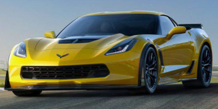 """La diversión """"made in USA"""" se llama Corvette Z06"""