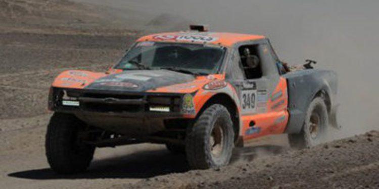 Dakar 2014: Clasificaciones tras la octava etapa