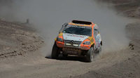 Dakar 2014: Etapa 9 entre Calama e Iquique