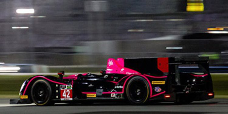 OAK Racing confirma su alineación para Daytona