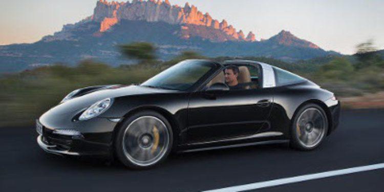 Porsche 911 Targa presentado oficialmente