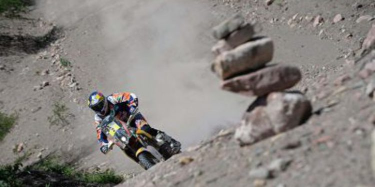 Dakar 2014, etapa 9: Marc Coma gana la etapa y consolida su liderato