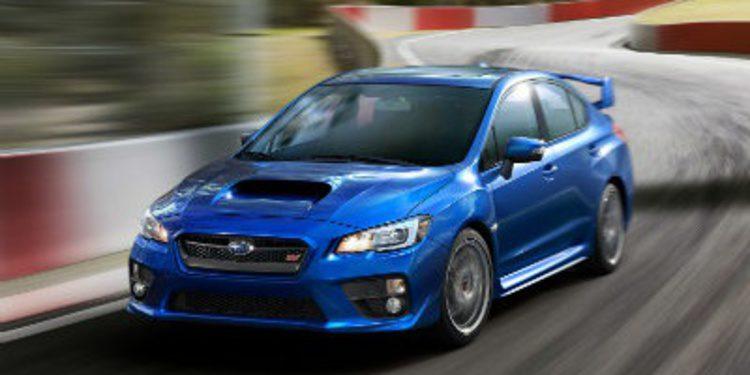 Ya conocemos el motor del Subaru WRX STI
