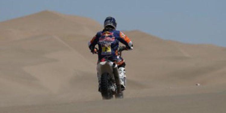 Dakar 2014: Brillo y chascos en los españoles en la etapa 9