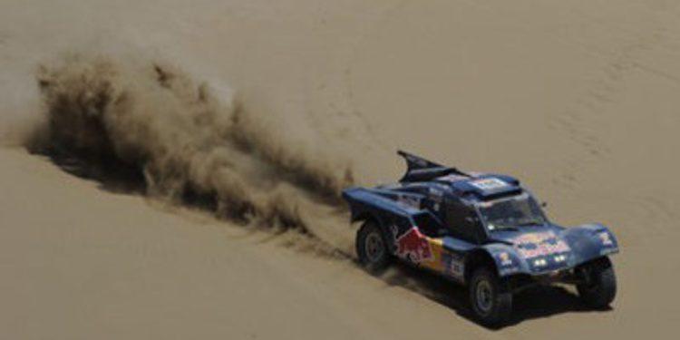Dakar 2014: Etapa 10 entre Iquique y Antofagasta