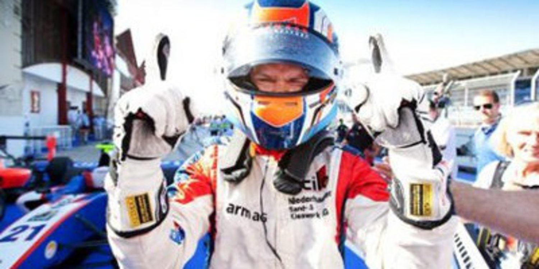 Robert Visoiu y Niederhauser con Arden en GP3 para 2014