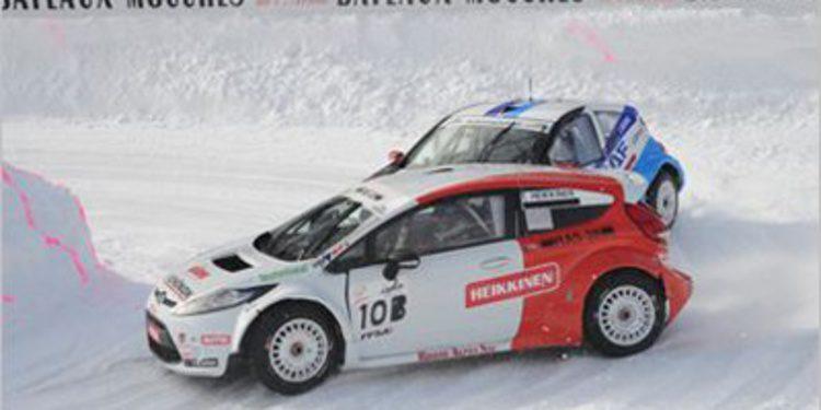 Toomas Heikkinen se atreve con el Trofeo Andros