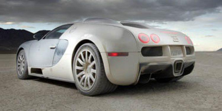Bugatti no hará un super-Veyron pero sí un sucesor
