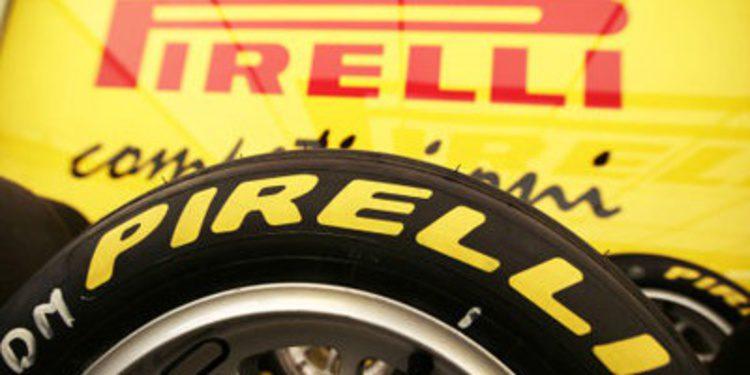 Pirelli regresa al WRC con una gama de cuatro neumáticos