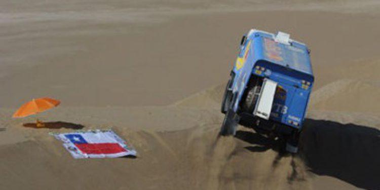 Dakar 2014: Etapa 11 entre Antofagasta y El Salvador