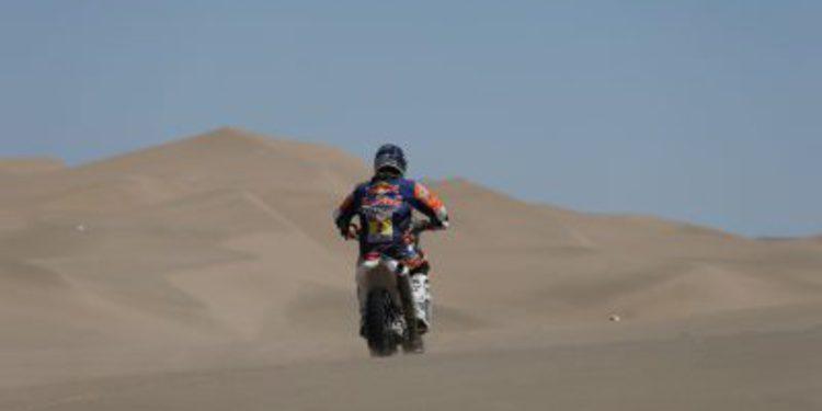 Dakar 2014, etapa 11: Victoria de  Marc Coma que no cede tiempo