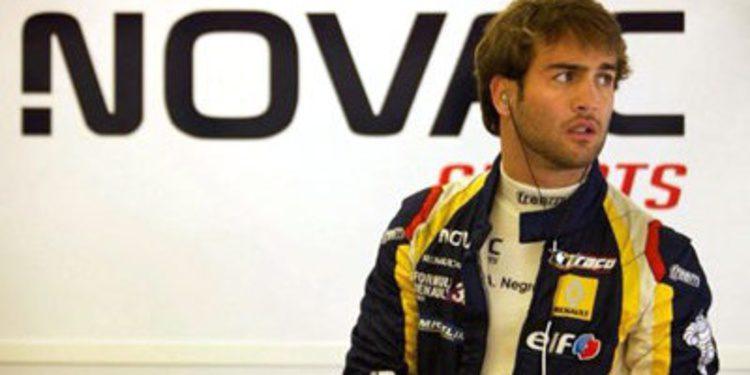 André Negrao ficha por Arden en GP2 para 2014