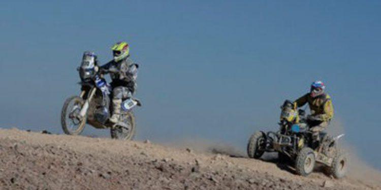 Dakar 2014: Etapa 12 entre El Salvador y La Serena
