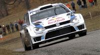 Sebastien Ogier nuevo líder del Rally de Montecarlo