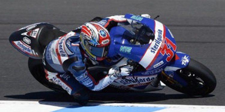 Kotha Nozane y su posible debut abortado en Moto2
