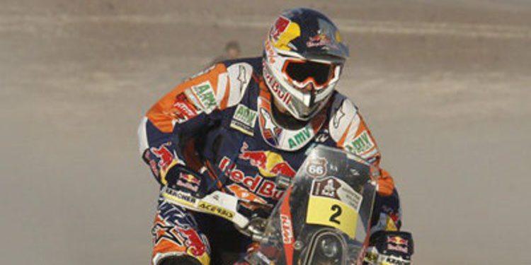 Dakar 2014: Duodécima etapa de penurias españolas