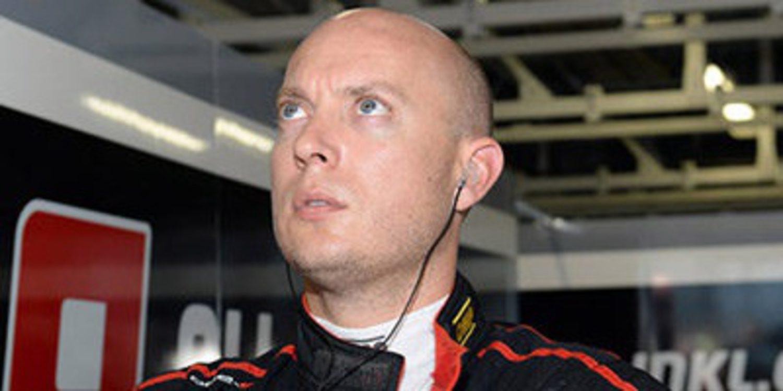 Rob Huff competirá con 8Star en Daytona