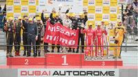 Lucas Ordoñez y el equipo GT Academy vencen en las 24 Horas de Dubai