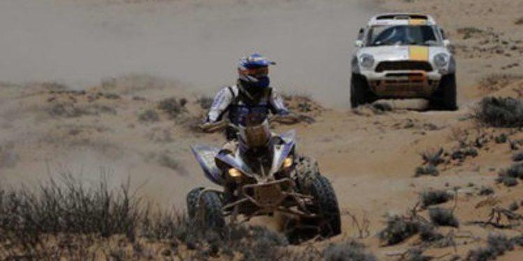 Dakar 2014: Clasificaciones tras la duodécima etapa