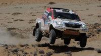 Dakar 2014: Etapa 13 entre La Serena y Valparaíso