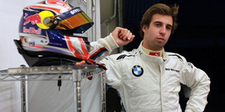 Antonio Felix Da Costa, tranquilo ante el desafío del DTM