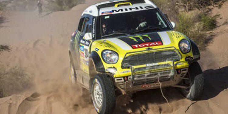 Dakar 2014: Etapa final de éxitos para los españoles