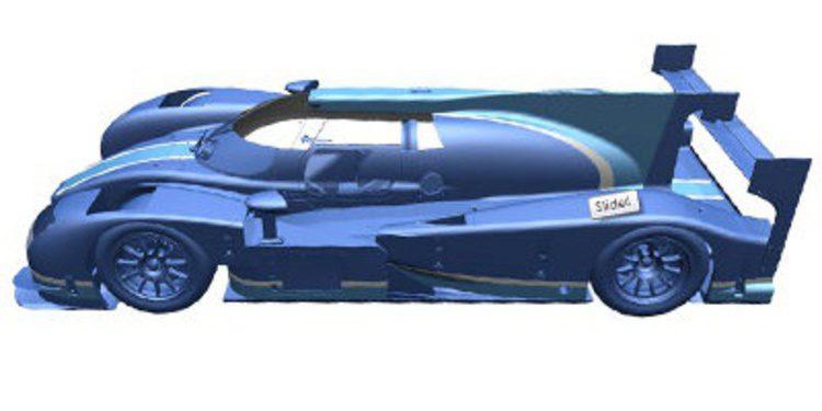 """Perrinn presenta un Concept LMP1 """"open-source"""""""