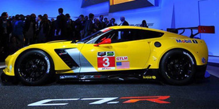 Se presenta el nuevo Corvette C7R
