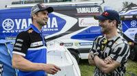 Dakar 2014: Sebastien Loeb estuvo presente en Salta