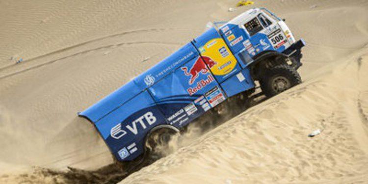 Dakar 2014: Las mejores imágenes de esta edición