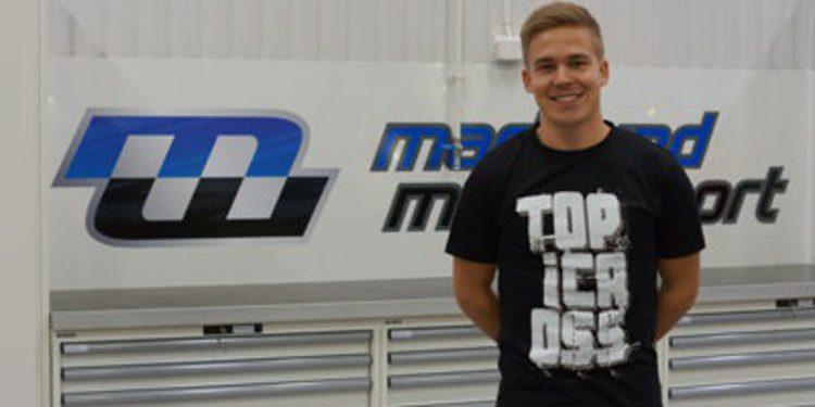 Toomas Heikkinen ficha por Marklund Motorsport