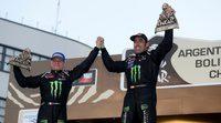 Dakar 2014: Así ganó Nani Roma en coches
