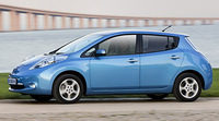 Nissan ya ha vendido 100.000 LEAF
