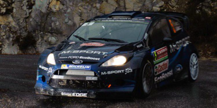 Las mejores imágenes del Rally de Montecarlo 2014